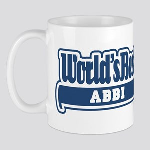 WB Dad [Arabic] Mug